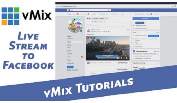 Hướng dẫn Live Stream bằng Vmix 22 Pro Full Crack 2020